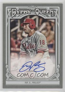 2013 Topps Gypsy Queen - Autographs - [Autographed] #GQA-DR - Darin Ruf