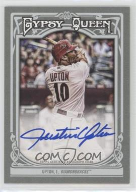 2013 Topps Gypsy Queen - Autographs - [Autographed] #GQA-JU - Justin Upton