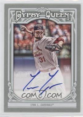 2013 Topps Gypsy Queen - Autographs - [Autographed] #GQA-LL - Lance Lynn