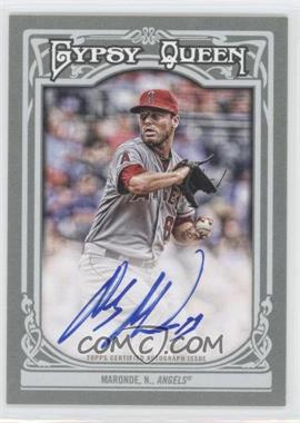 2013 Topps Gypsy Queen - Autographs - [Autographed] #GQA-NM - Nick Maronde