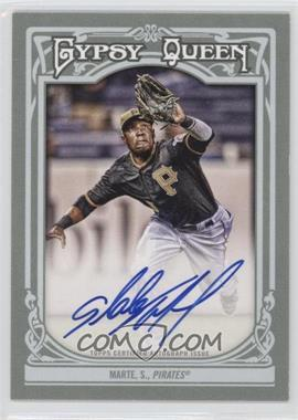 2013 Topps Gypsy Queen - Autographs - [Autographed] #GQA-SM - Starling Marte