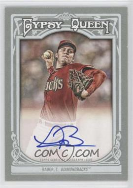 2013 Topps Gypsy Queen - Autographs - [Autographed] #GQA-TB - Trevor Bauer