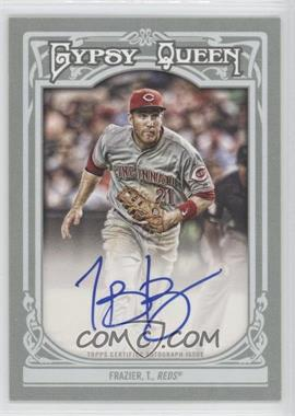2013 Topps Gypsy Queen - Autographs - [Autographed] #GQA-TF - Todd Frazier