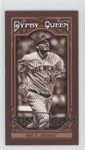 2013 Topps Gypsy Queen - [Base] - Mini Sepia-Tone #234 - Corey Hart /50