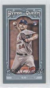 2013 Topps Gypsy Queen - [Base] - Mini #103 - Trevor Rosenthal