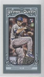 2013 Topps Gypsy Queen - [Base] - Mini #104 - Paco Rodriguez