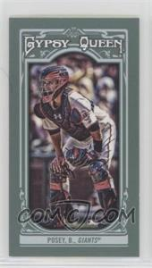 2013 Topps Gypsy Queen - [Base] - Mini #110.1 - Buster Posey
