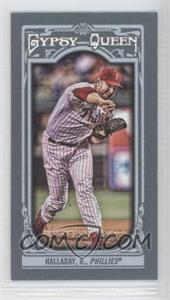 2013 Topps Gypsy Queen - [Base] - Mini #129.2 - Roy Halladay