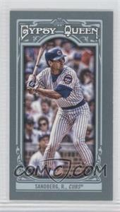 2013 Topps Gypsy Queen - [Base] - Mini #135 - Ryne Sandberg