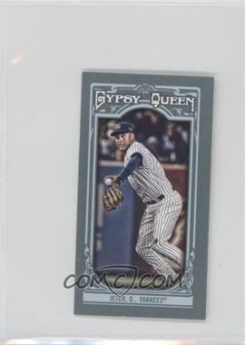 2013 Topps Gypsy Queen - [Base] - Mini #150.1 - Derek Jeter