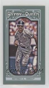 2013 Topps Gypsy Queen - [Base] - Mini #160 - Don Mattingly