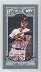 2013 Topps Gypsy Queen - [Base] - Mini #163.2 - Will Clark