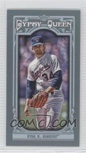 2013 Topps Gypsy Queen - [Base] - Mini #19.2 - Nolan Ryan