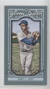 2013 Topps Gypsy Queen - [Base] - Mini #200.1 - Ernie Banks