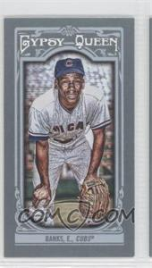 2013 Topps Gypsy Queen - [Base] - Mini #200.2 - Ernie Banks