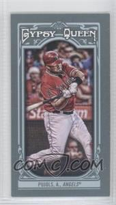 2013 Topps Gypsy Queen - [Base] - Mini #20.1 - Albert Pujols