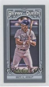 2013 Topps Gypsy Queen - [Base] - Mini #230.2 - George Brett