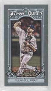 2013 Topps Gypsy Queen - [Base] - Mini #259.1 - Justin Verlander