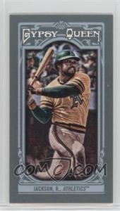 2013 Topps Gypsy Queen - [Base] - Mini #284.2 - Reggie Jackson