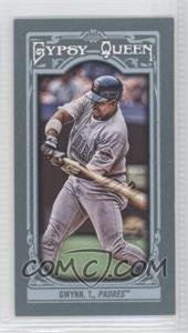 2013 Topps Gypsy Queen - [Base] - Mini #287.2 - Tony Gwynn
