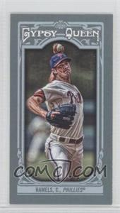 2013 Topps Gypsy Queen - [Base] - Mini #29.2 - Cole Hamels