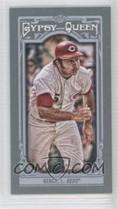 2013 Topps Gypsy Queen - [Base] - Mini #300.2 - Johnny Bench