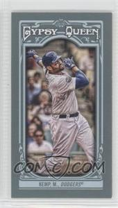 2013 Topps Gypsy Queen - [Base] - Mini #311.1 - Matt Kemp