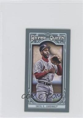 2013 Topps Gypsy Queen - [Base] - Mini #315.1 - Ozzie Smith (Ready to Catch)