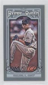 2013 Topps Gypsy Queen - [Base] - Mini #323.2 - Ryan Vogelsong