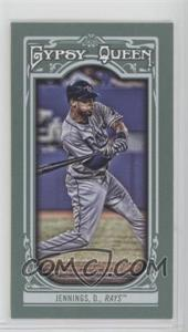 2013 Topps Gypsy Queen - [Base] - Mini #337 - Desmond Jennings