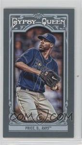 2013 Topps Gypsy Queen - [Base] - Mini #35.2 - David Price