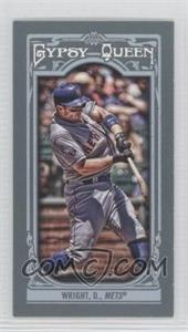 2013 Topps Gypsy Queen - [Base] - Mini #37.2 - David Wright