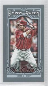 2013 Topps Gypsy Queen - [Base] - Mini #64.1 - Joey Votto