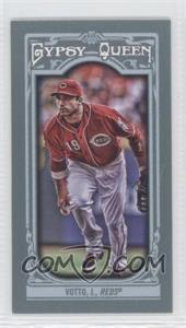 2013 Topps Gypsy Queen - [Base] - Mini #64.2 - Joey Votto