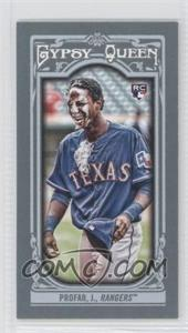 2013 Topps Gypsy Queen - [Base] - Mini #76.2 - Jurickson Profar