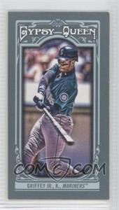 2013 Topps Gypsy Queen - [Base] - Mini #79.1 - Ken Griffey Jr.