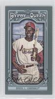 Lou Brock (bat on shoulder)
