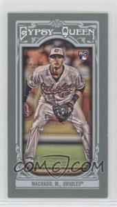 2013 Topps Gypsy Queen - [Base] - Mini #85.2 - Manny Machado