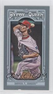 2013 Topps Gypsy Queen - [Base] - Mini #99.2 - Yu Darvish