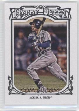 2013 Topps Gypsy Queen - [Base] - White Framed #166 - Austin Jackson