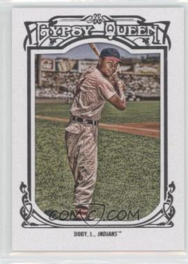 2013 Topps Gypsy Queen - [Base] - White Framed #81 - Larry Doby