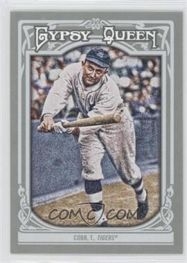 2013 Topps Gypsy Queen - [Base] #155 - Ty Cobb
