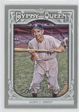 2013 Topps Gypsy Queen - [Base] #346 - Phil Rizzuto