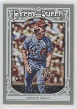 2013 Topps Gypsy Queen - [Base] #7 - Mike Schmidt