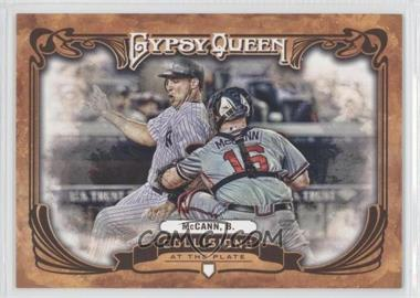 2013 Topps Gypsy Queen - Collisions at the Plate #CP-BM - Brian McCann