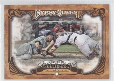2013 Topps Gypsy Queen - Collisions at the Plate #CP-MM - Miguel Montero