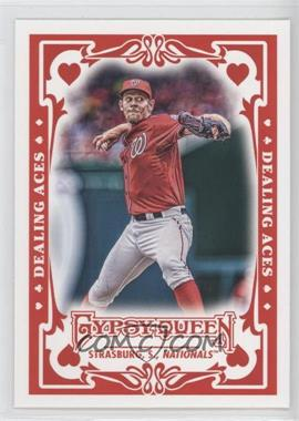 2013 Topps Gypsy Queen - Dealing Aces #DA-SS - Stephen Strasburg