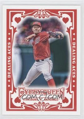 2013 Topps Gypsy Queen - Dealing Aces #DA-SS - Stephen Strasburg