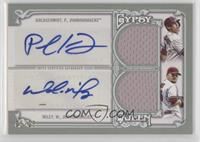 Paul Goldschmidt, Wade Miley /25