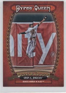 2013 Topps Gypsy Queen - Glove Stories #GS-CC - Coco Crisp